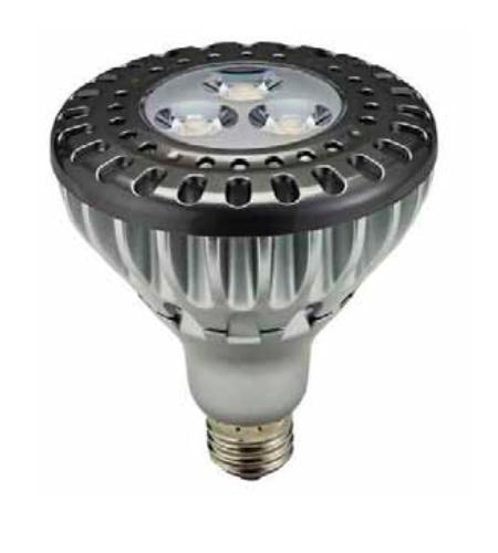 Zenaro LED E27 GU10 GU5,3 MR16 Strahler Spot Lampe Leuchte IP65 PAR30 PAR38 LEDs