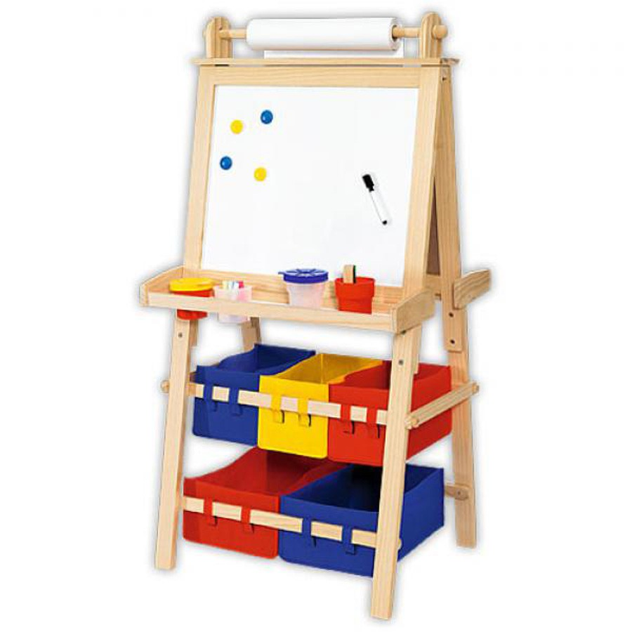 kinder tafel holz kreide standtafel maltafel whiteboard magnet tafel schultafel ebay. Black Bedroom Furniture Sets. Home Design Ideas